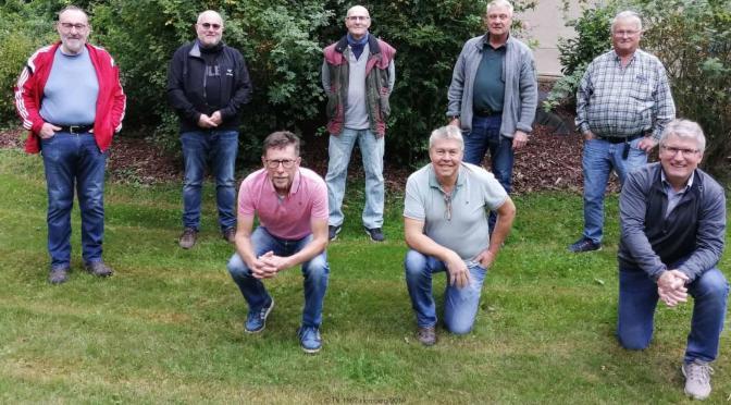 Wiedersehen nach vier Jahrzehnten für A-Klasse-Team des TVH