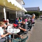 Vulkanbiker des TV Homberg on Tour