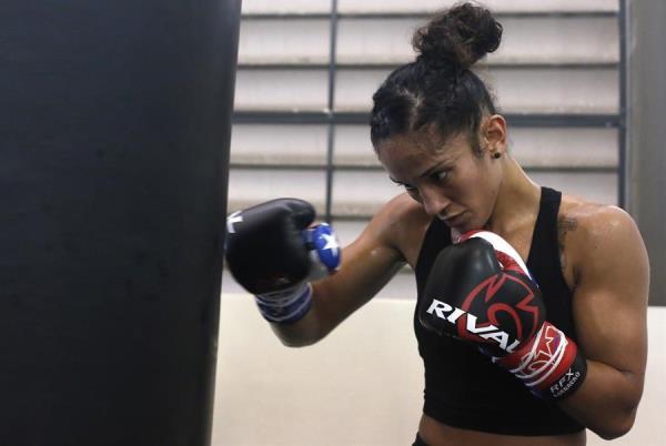 Amanda Serrano, siete veces campeona mundial