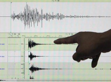 sismo de magnitud