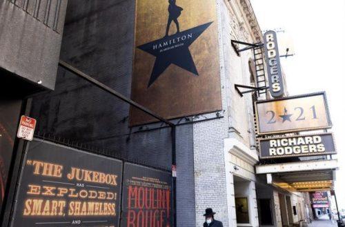 público de Broadway