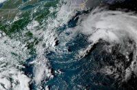 tormenta tropical Odette