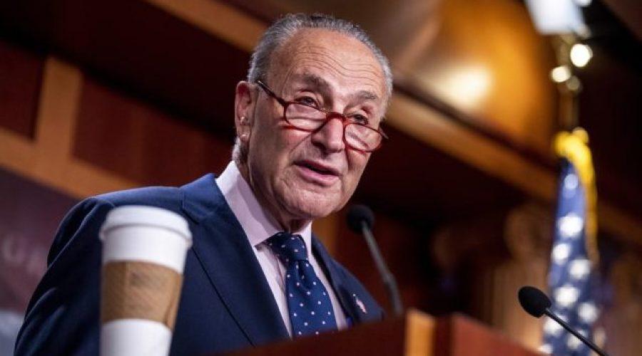 senador Schumer