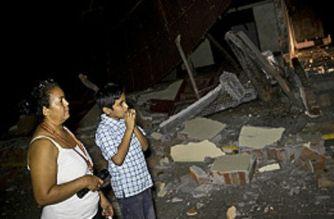 terremoto de magnitud