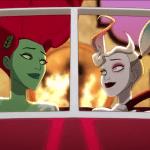 Harley Quinn Recap Season 2 Episode 13 Finale Ivy S Wedding Day Tvline