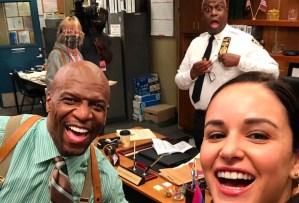 [PHOTO] Brooklyn Nine-Nine Season 8 Production Update – Final Episodes