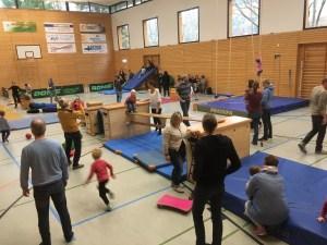 """Schietwetterspielplatz @ TV 1885 Lorsbach e. V./Sporthalle """"Am Schinderwald"""""""