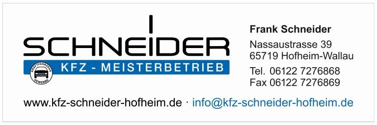 KFZ-Schneider