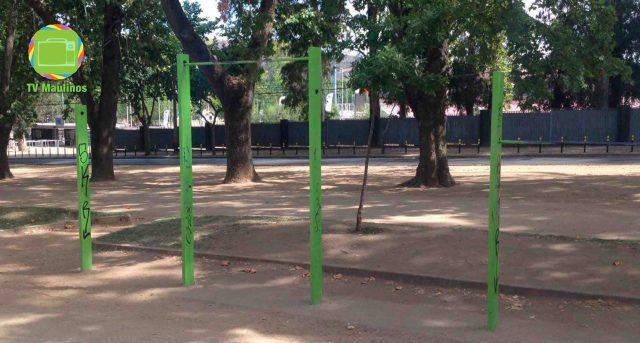 barras alameda Talca