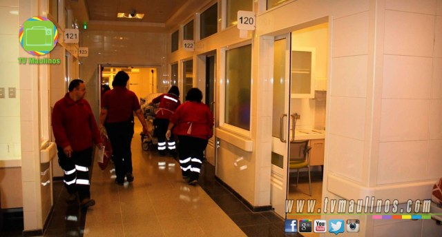 Unidad de emergencia hospital de Talca