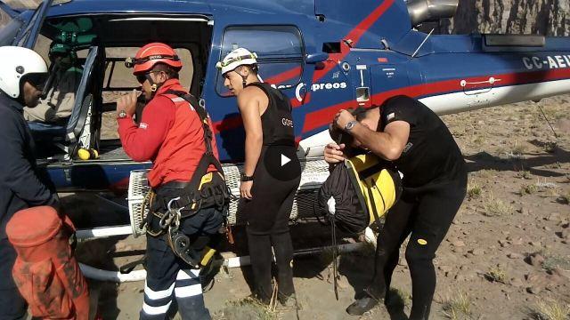 rescatistas
