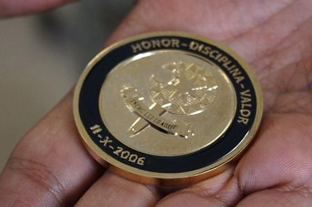 medalla alcalde