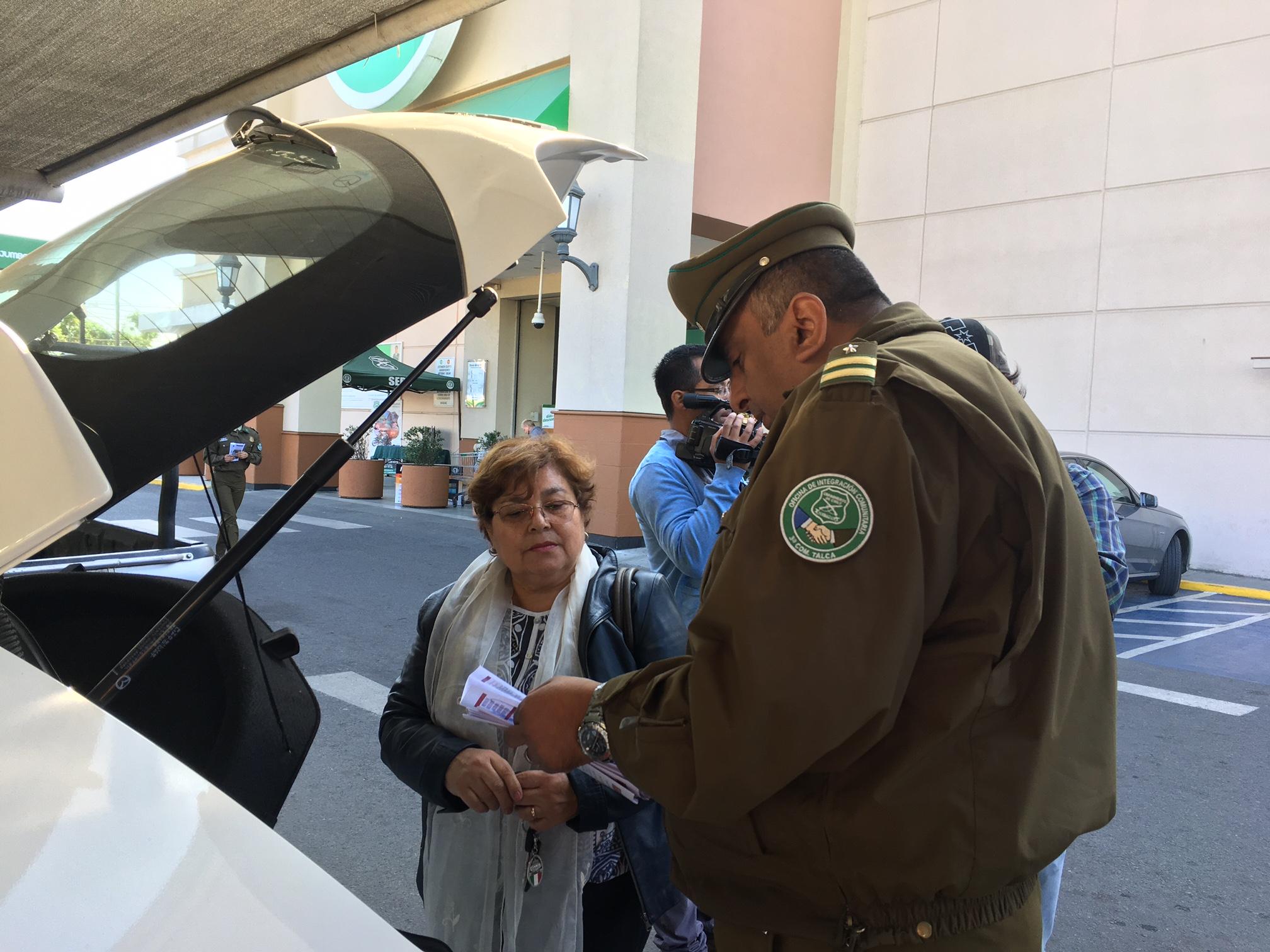 Tenencia La Florida de Talca entregó recomendaciones preventivas a sus  vecinos 5f3eb8155b9