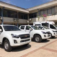 Municipalidad de Parral cuenta con nuevos vehículos institucionales