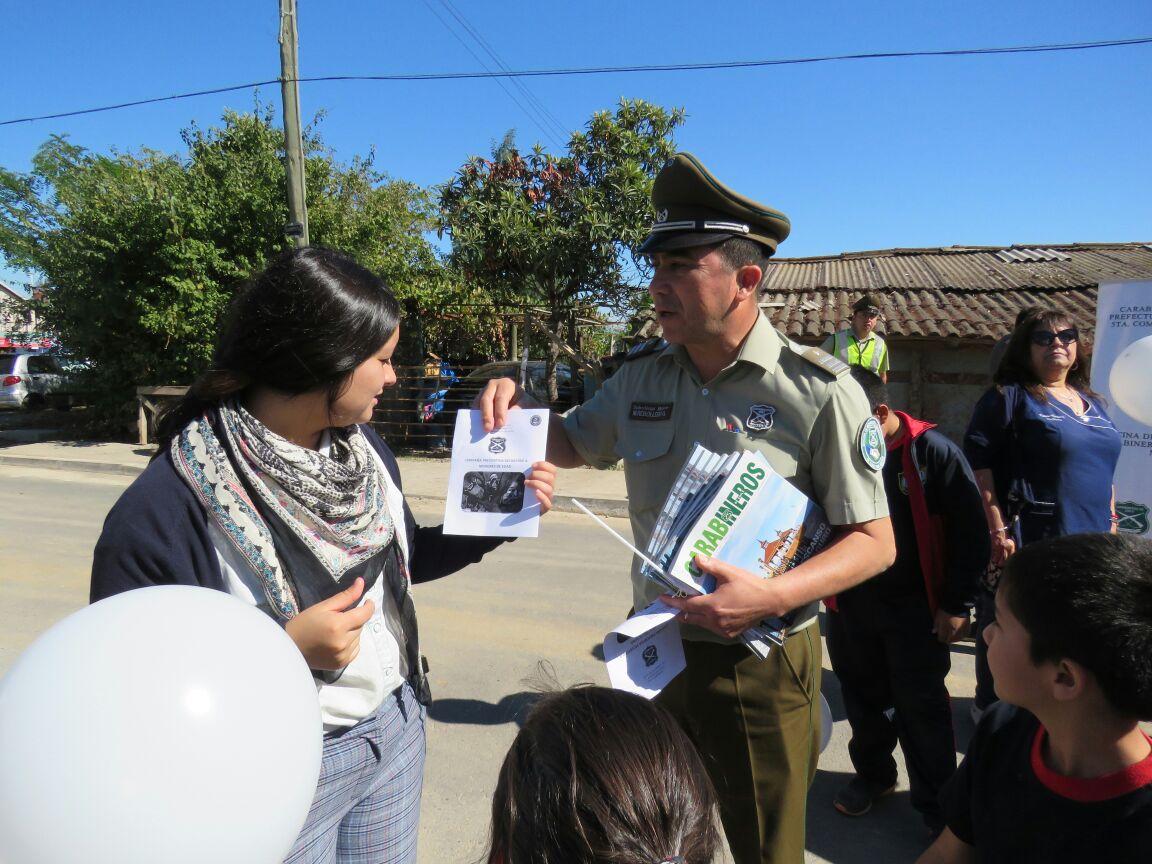 Carabineros de Chile llama a la ciudadanía a estar atentos ante posibles  secuestros de menores 9f2460d2630