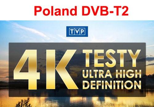 Poland DVB-T2
