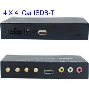 4 antenna ISDB-T