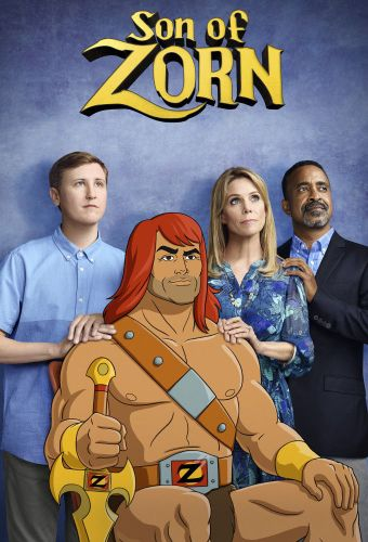 Capitulos de: Son of Zorn