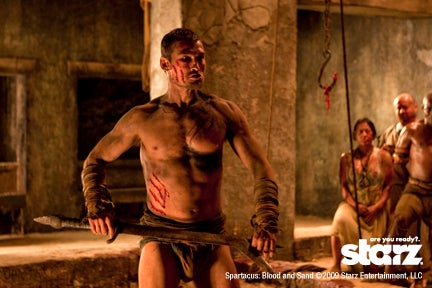 Spartacus: Blood and Sand 2010 TV Series