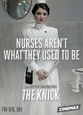 Eve Hewson es la Enfermera Lucy Elkins