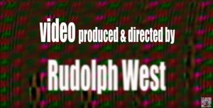 Rudolph West Title Card