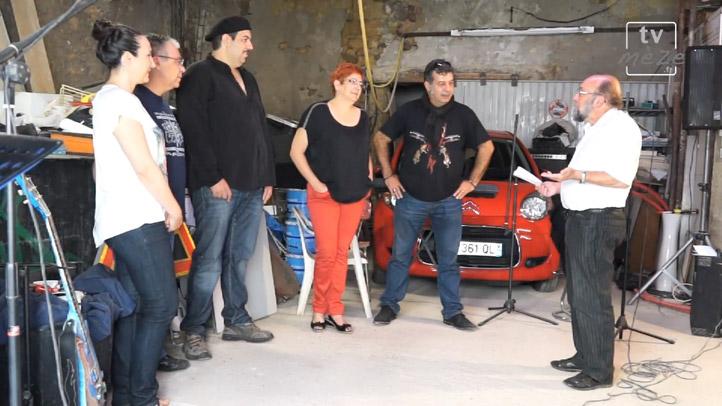 Viva Zapata ! Une histoire de musique et de famille : Le groupe Effet Secondaire