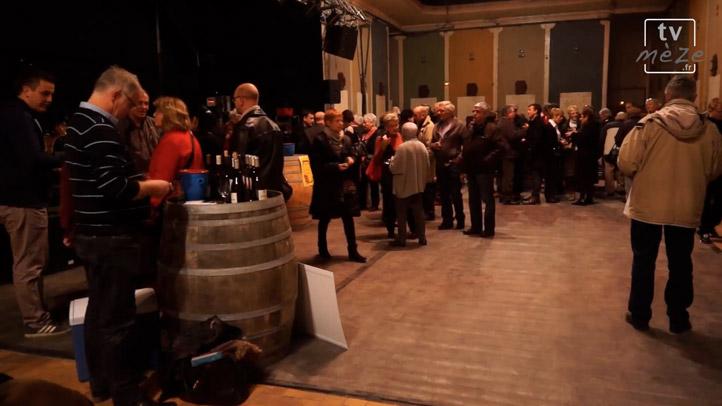 Mèze fête ses vignerons - St Vincent 2014