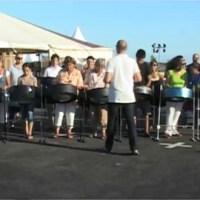 """Stage de steel Drum été 2011: """"Pepito"""""""