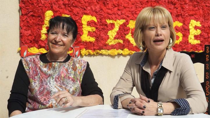 Danser la sévillane avec l'association Andalucia mézoise