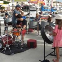 Stage de percussions du monde de l'école de musique de Mèze - Sérénade 2