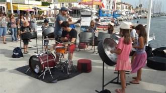 stage de percussions du monde