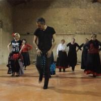 La rumba flamenca, première étape pour danser le flamenco