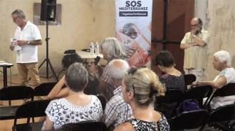 Collectif pour l'accueil des réfugiés à Mèze