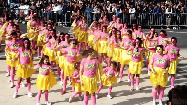 40 ème corso de la ville de Mèze – Le groupe «Les Superettes»