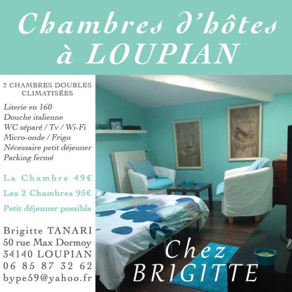 Chez Brigitte Chambre d'hötes