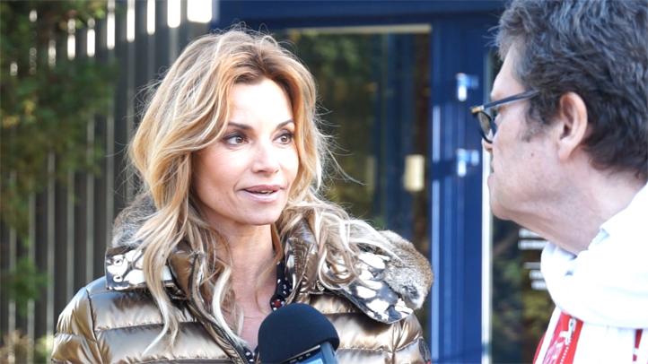 """Rencontre avec Ingrid Chauvin sur le tournage de """"Demain nous appartient"""""""