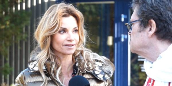 Rencontre avec Ingrid Chauvin sur le tournage de «Demain nous appartient»