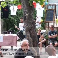 """""""Chiqui"""" de Jean-Pierre Lanez par le collectif Purkwapa"""