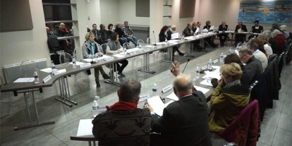 Conseil municipal de la ville de Mèze du 13 décembre 2017 – totalité