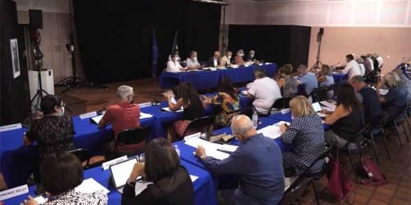Conseil municipal de la ville de Mèze du 16 septembre 2021 – part 1
