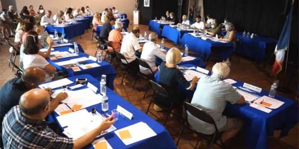 Conseil municipal de la ville de Mèze du 10 juillet 2020 – part 1