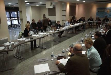 Conseil municpal de Mèze du 23 février 2017