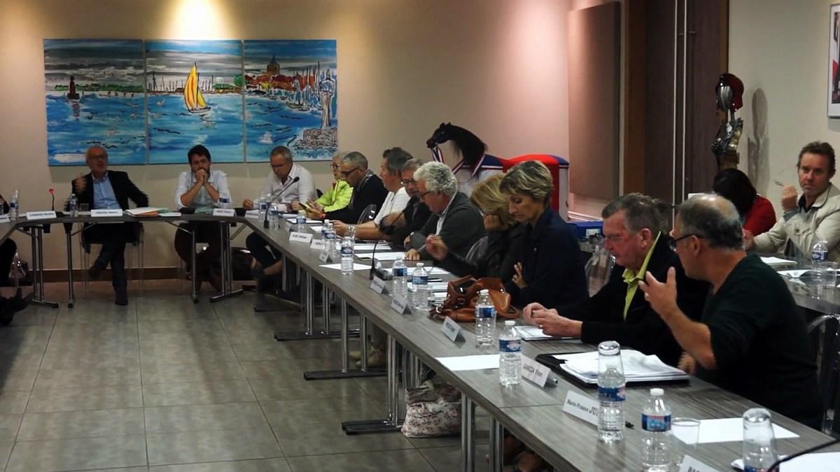 Conseil municipal de la ville de Mèze du 17-10-18 - deviation