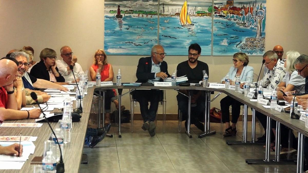 Conseil Municipal de la ville de Mèze du 13-06-18 - part 1