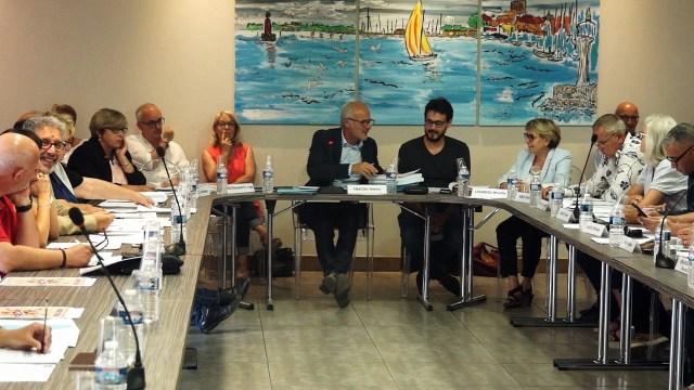 Conseil Municipal de la ville de Mèze du 13-06-18 – part 1