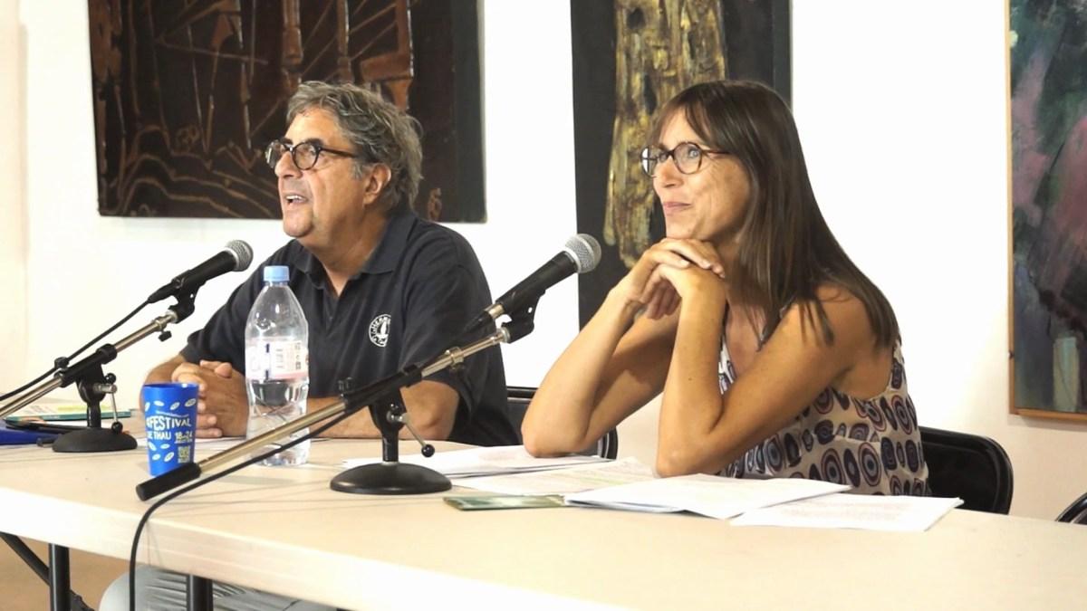 Eco dialogue du Festival de Thau 2018 -  Valérie Cabanes