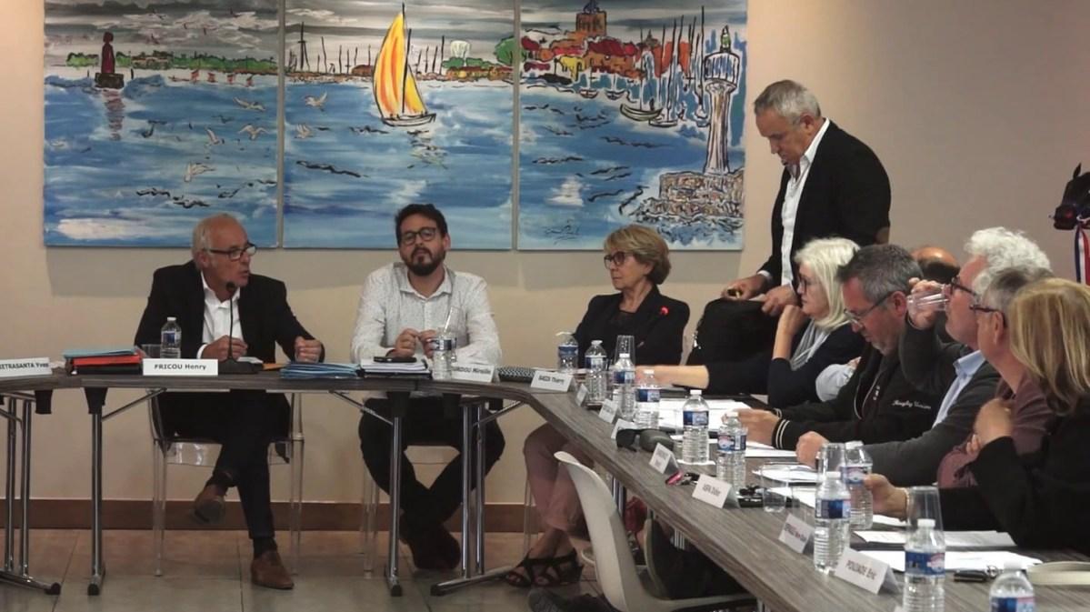 Fin prématurée du conseil municipal de la ville de Mèze du 20-05-19