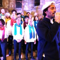 "Gospel de Noël -  ""Petit Papa Noel"""