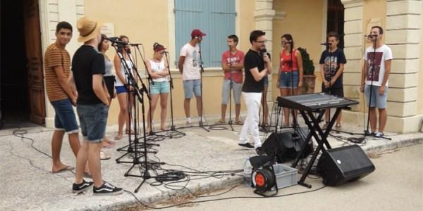 «Hommage aux petits encas» – stage de percussions du monde – Mèze
