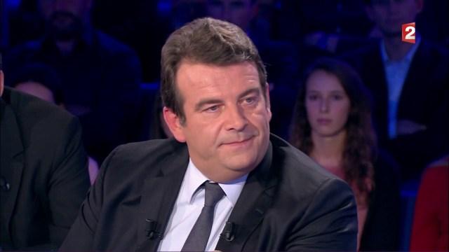 Thierry Solère – On n'est pas couché 23 septembre 2017